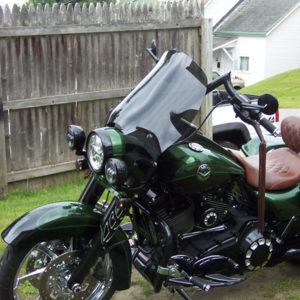 CVO Road King Windshield Review