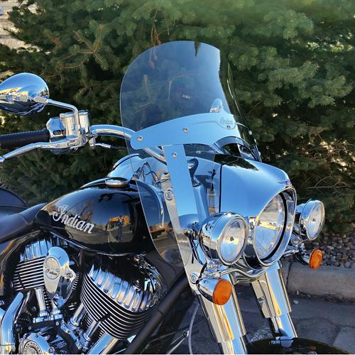Freedom Harley Davidson >> INDIAN CHIEF / VINTAGE Windshields – Freedom Shields
