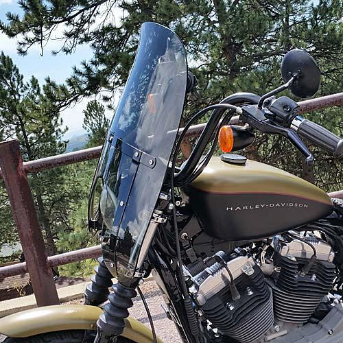 SPORTSTER® Windshield – Freedom Shields