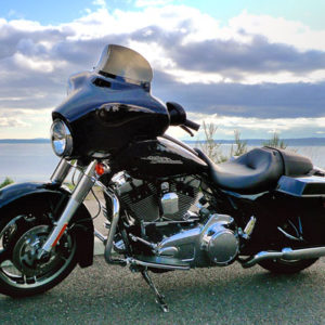 STREET GLIDE® Windshield – Freedom Shields
